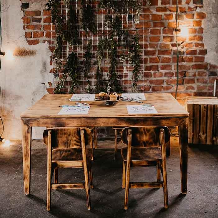 Yes Please Rentals Hochzeit Mietmobiliar mieten Kindertisch (1)