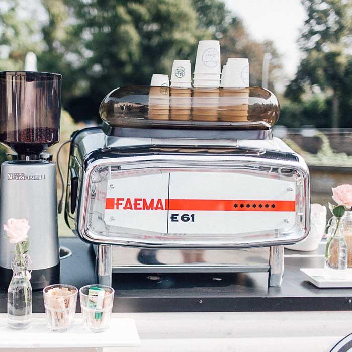 Catering Coffeebike YesPleaseRentals Yes Please Rentals Kaffee