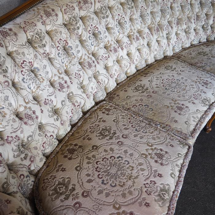 Chippendale Couch 3-sitzer Yes Please Rentals Traubank Lounge