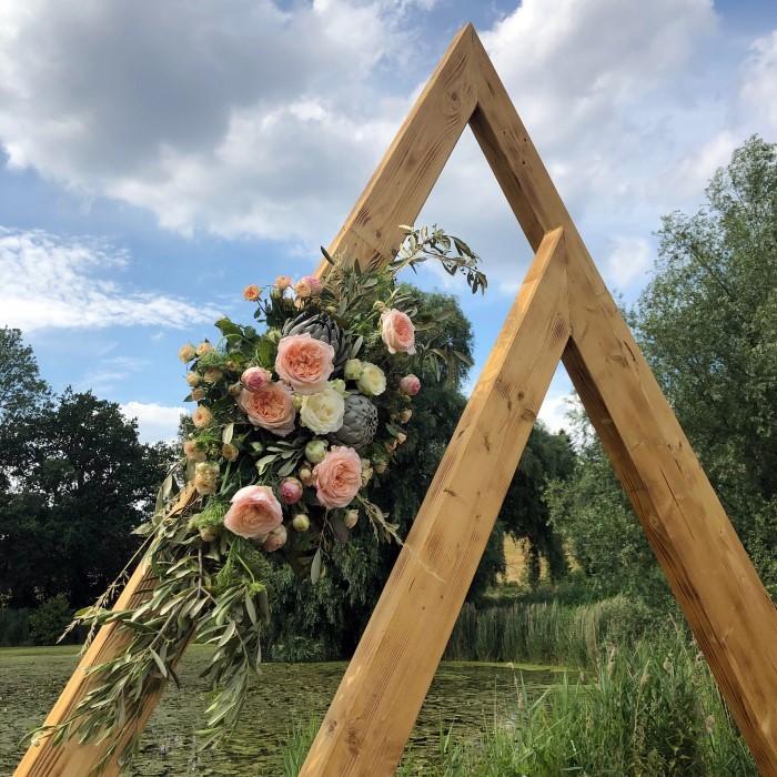Yes Please Rentals Traubogen Backdrop Hochzeit Verleih (3)