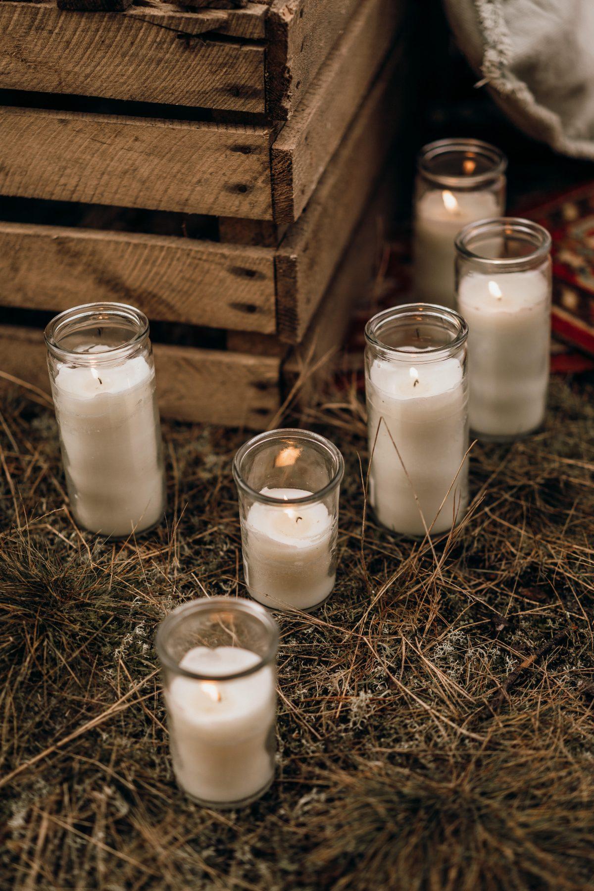 Yes Please Rentals Kerzenglas Verleih Hochzeit wedding Mietmobiliar mittel_klein