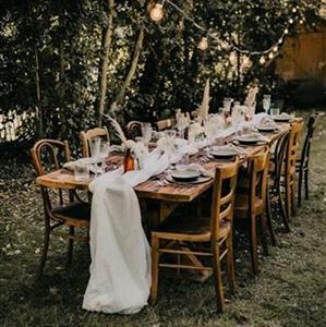 Yes Please Rentals Mobiliar mieten Hochzeit - Gartenparty Paket - Boho (1) - ICON