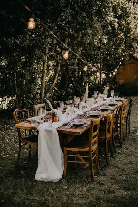 Yes Please Rentals Mobiliar mieten Hochzeit - Gartenparty Paket - Boho (1)