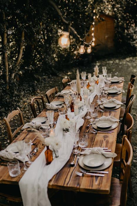 Yes Please Rentals Mobiliar mieten Hochzeit - Gartenparty Paket - Boho (2)