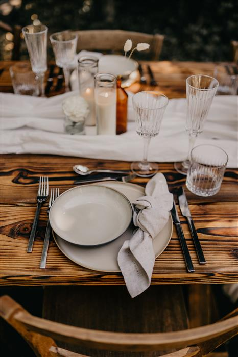 Yes Please Rentals Mobiliar mieten Hochzeit - Gartenparty Paket - Boho (3)