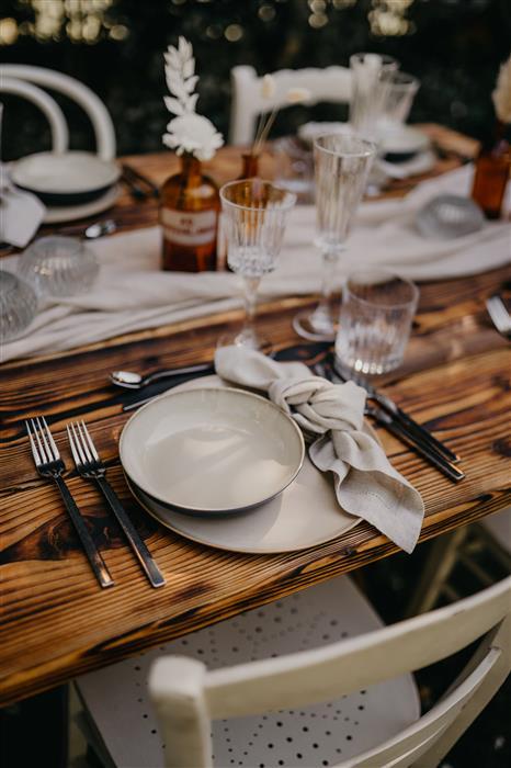 Yes Please Rentals Mobiliar mieten Hochzeit - Gartenparty Paket - Boho (7)