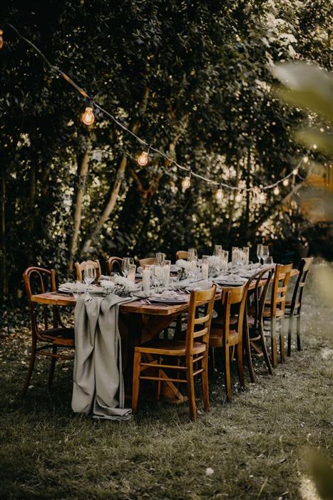 Yes Please Rentals Mobiliar mieten Hochzeit - Gartenparty Paket - Green (2)
