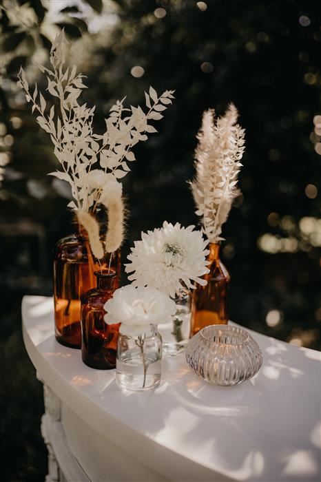 Yes please rentals mietmobiliar mieten deko apothekerflaschen vasen (5)